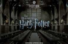 The Official Harry Potter Set Tour is Now Open to Muggles