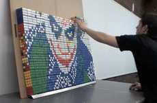 Puzzling Villain Mosaics