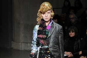 Commes des Garcon Fall 2011 Was Full of Schizophrenic Fashion
