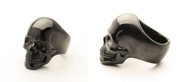 Creepy Cranium Jewelry