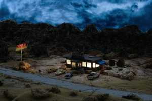 Florian Tremp Creates and Photographs Magnificent Miniature Models