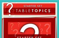 Conversation-Starting Apps - Tabletopics for iPhone/iPod Touch Cures Awkward Silences