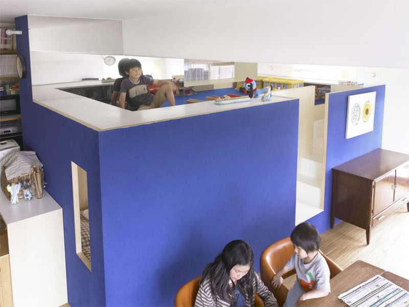 Bureau Bunk Beds