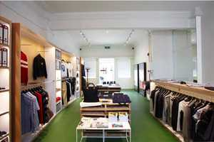 Asylum Shop is Singapore's first multi-label concept stores