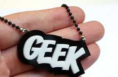 Geek-Tastic Necklaces
