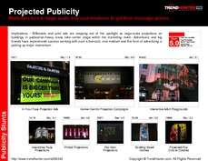 Publicity Stunts Trend Report