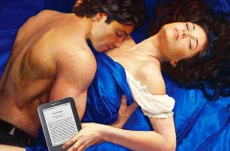 Crowdsourced Love Novels - Avon Impulse Gives Amateur Romance Writers a Chance at Publishing
