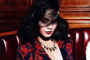 The Vanessa Hudgens InStyle US March 2011 Editorial Gets Racy