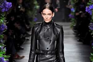 The Givenchy Fall 2011 Runway Show Was All About Layers