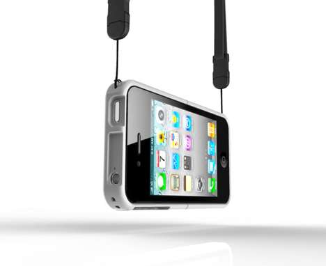 Mobile Modification Kits - The UN01 by UN Design Gives the iPhone 4 a Better Camera Feel