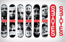 Historical Snow Sport Equipments - The Great Dudes of History Snowboards Features Important Figures