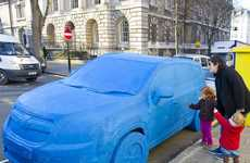 The Life-Sized Play-Doh Chevrolet Orlando is Not for Kids