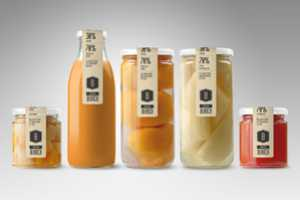 Atipus Creates a Beautiful Brand Identity for Fruita Blanch