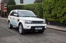Electrifying Luxury SUVs - Land Rover Shows the Range_e Hybrid Prototye at 2011 Geneva Motor Show