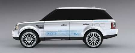 Electrifying Luxury SUVs