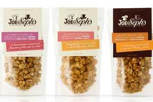 Joe & Seph's Gourmet Popcorn is Charming & Delicious