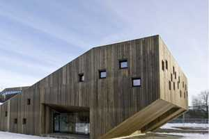 The Fagerborg Kindergarten by RRA is Outfitted in a Timber Embrace