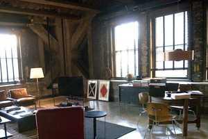 Kevin Thompson Designs the Adjustment Bureau Loft for Matt Damon's Character