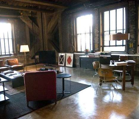 Adjustment Bureau Loft