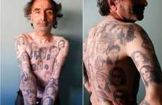 Celebrity Obsession Tatts - Miljenko Parserisas has 82 Julia Roberts Tattoos