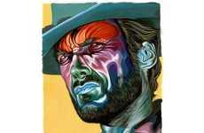 20 Artistic Technicolor Portraits