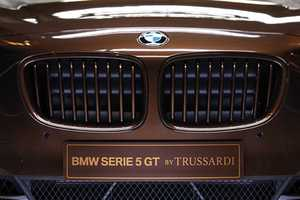 Italian Fashion House Trussardi and BMW Pair Up for Anniversary Car