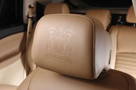 Leather Brand Automobiles