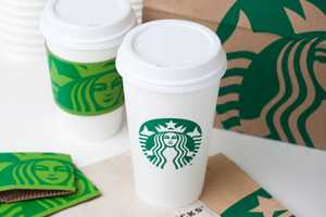 New Starbucks Branding is Launched for Bags and Sleeves