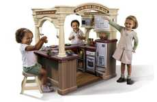 Luxury Kiddie Kitchens