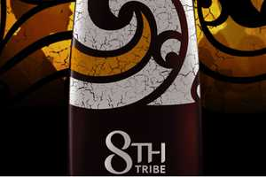 8th Tribe Liqueur Bottles Incorporate Bold and Beautiful Native Art