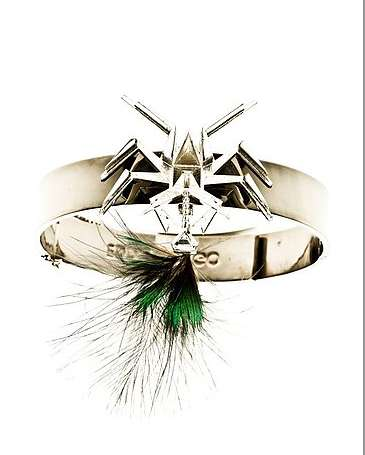 Tribal Insect Jewelry