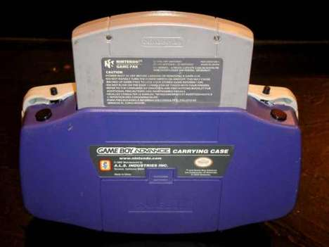 N64 Gameboy Advance