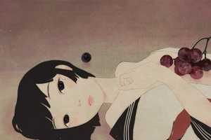 Jun Kumaori Creates Enchanting Art With Nonchalant Figures