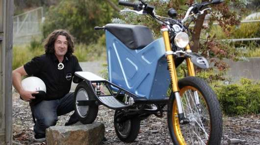 Mailman Tricycles