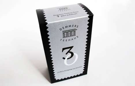 Dremmers Teehaus 30th Jubilee Packaging