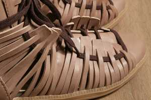 Fidor by Damir Doma is a Radical Pair of Cut-Up Footwear