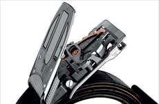 Automatic Adjustable Belts