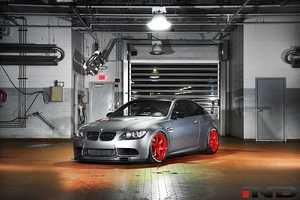 2011 IND BMW E92 M3 Leaves the Original M3 in the Dust