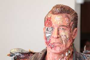 Ripley's Terminator Sculpture is Unbelievable