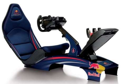 Playseat F1 Red Bull Seat