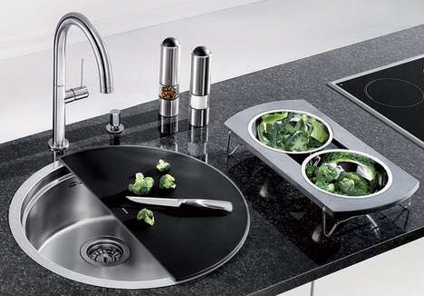 BLANCORONIS Kitchen Sink