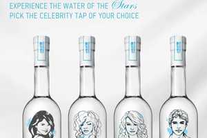 The UNICEF Celebrity Tap Project Helps Those in Need of Clean Water