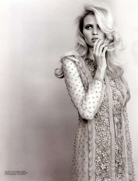 Lara Stone Self Service Boho