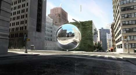 Alien Architecture Videos - Tronic Studio Creates a Dazzling Ad for a Luxury Residence
