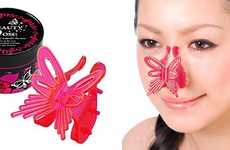 The Beauty Nose Butterfly Nose Clip is the Latest Craze in Japan