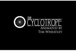 Tim Wheatley's Cyclotrope Plays Out a Scene as it Spins