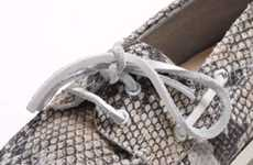 19 Slithering Snakeskin Shoes