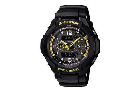 G-Shock G-Aviation