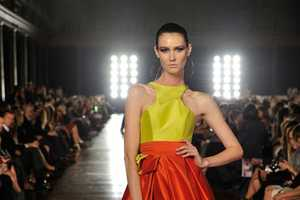The Alex Perry Collection for Spring/Summer 2011/2012 is Beautifully Bold