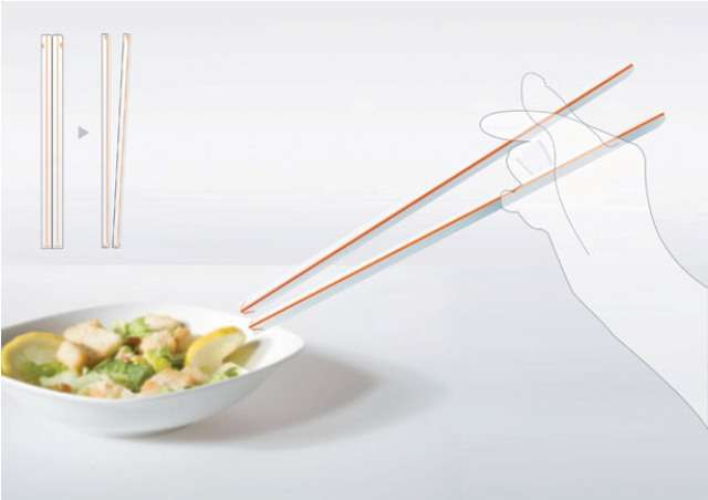 Paper Pulp Eating Utensils